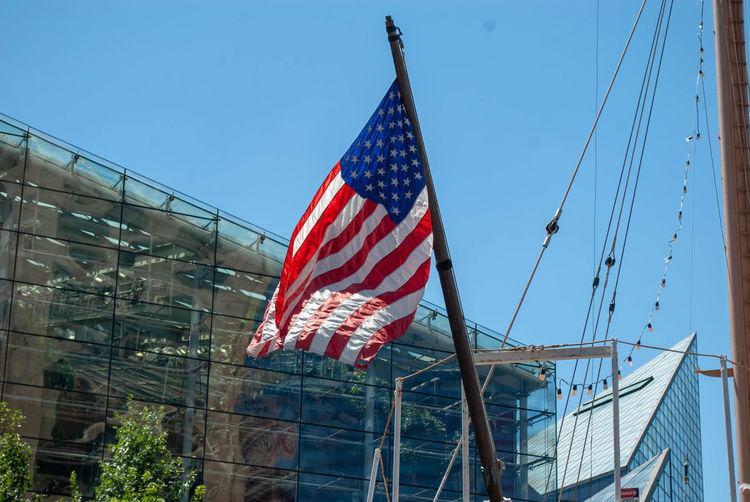 US Flag Us Flag. Stars And Stripes Flag Striped