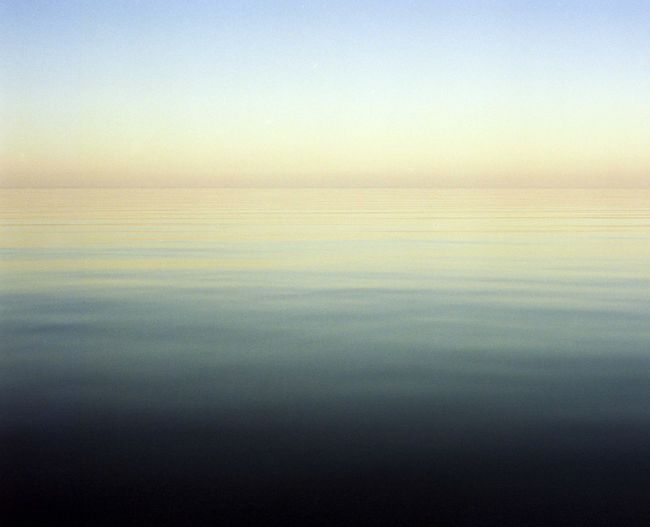 Nature Sunrise Water No People Tranquil Scene Sky Outdoors Mamiya Baltic Sea Medium Format MAMIYA645 Filmisnotdead Analogue Photography Aland Islands Analogueisnotdead Colors Brown Blue Sky Summer Reflection Beauty In Nature