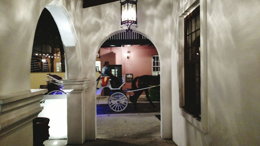 Shadows & Lights Romantic❤ Old City Enjoying Life St. Augustine, FL