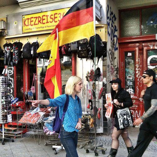 Street Photography Kreuzberg Real Life
