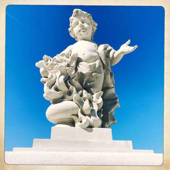 Putto Putto Statue Renaissance Renaissance Beauty Cherub Cupid