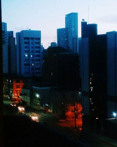 Capture Tomorrow Night Lights Cwb Curitiba Brazil City Lights Light And Shadow City Cityscape Urban Skyline Illuminated Skyscraper Modern Sky Architecture Building Exterior