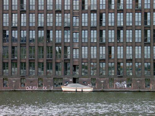 Hausboot Berliner Ansichten Urbanexploration My Fuckin Berlin Myberlin Taking Photos Minimalism Simplicity Building Spree Urban Geometry