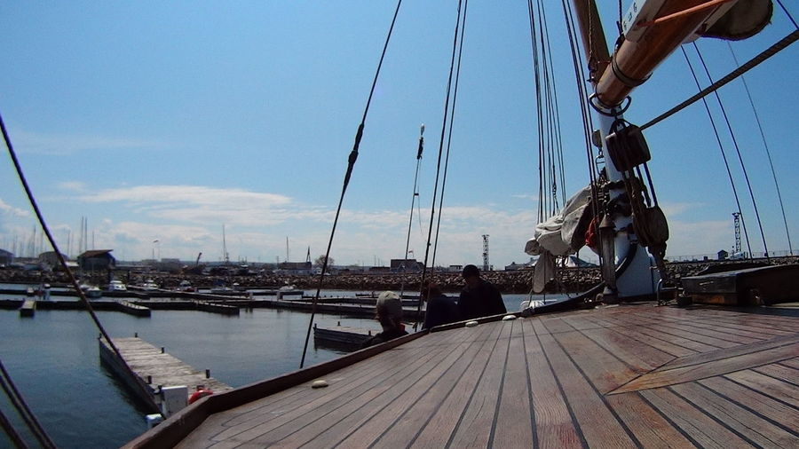 The Great Outdoors - 2016 EyeEm Awards Tall Ship The Architect - 2016 EyeEm Awards Rotersand Sailing Day Grand Voilier