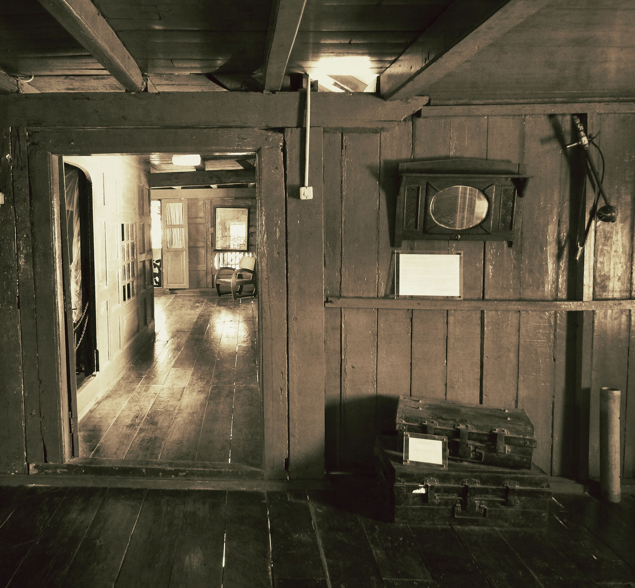 indoors, abandoned, obsolete, damaged, old, run-down, deterioration, transportation, interior, built structure, door, architecture, no people, messy, dirty, window, bad condition, house, old-fashioned, weathered