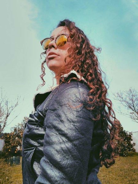 Sister Heaven Blue Green Hair Photooftheday VSCO Instadaily