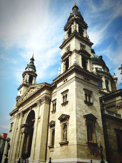 Beautiful! Budapest Hungary Architecture Building Church Cathedral St. Stephan Cathedral