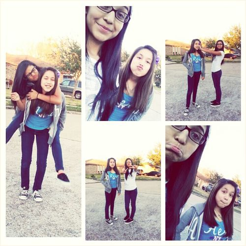 She's Like A Little Sister To Me ♥