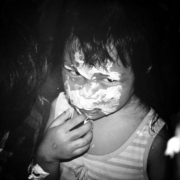 Nisreen Kids Party Taking Photos Eyeem Philippines Eye4black&white