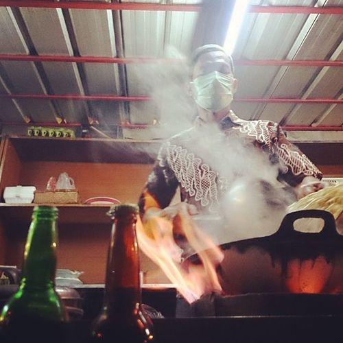 Guess what's my dinner fiesta tonight? 😋😋 Du67 Bandung Kulinerbandung