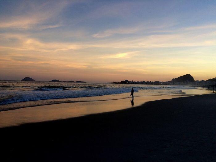 Beauty In Nature Light Beach Sunset Nature