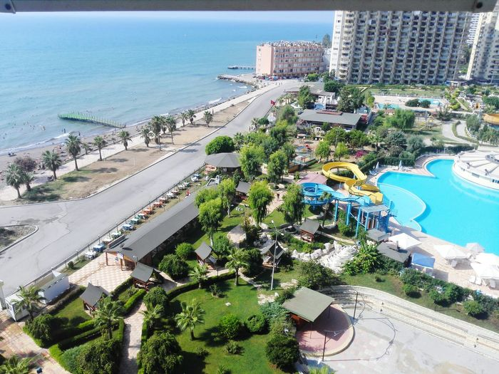 Sea Summer ☀ Holiday Beach Flamingo4 Mersin Erdemli Tömük