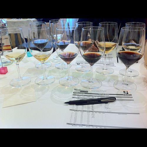Sesión de Viños de licor en Cinve