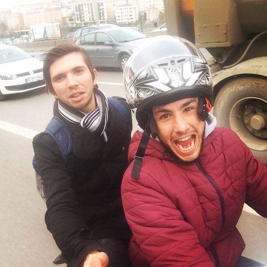 Crazy Monster Honda Cbr Istanbul Kadıköy Bostancı Jackjohnson