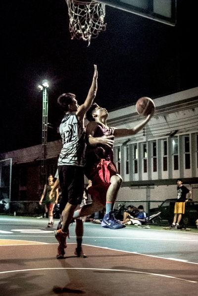 Basketball Action Activity Basketball Basketball Game Basketball ❤ Chon Buri Defense Fly Game Jump Jumping Lay Up Man Night Play Play Hard Player Shoot Sport Sportlight Sriracha Stop Tactics Teenager Thailand