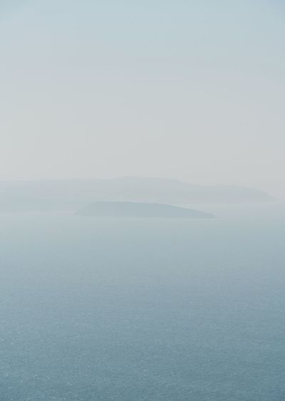 Faded Island