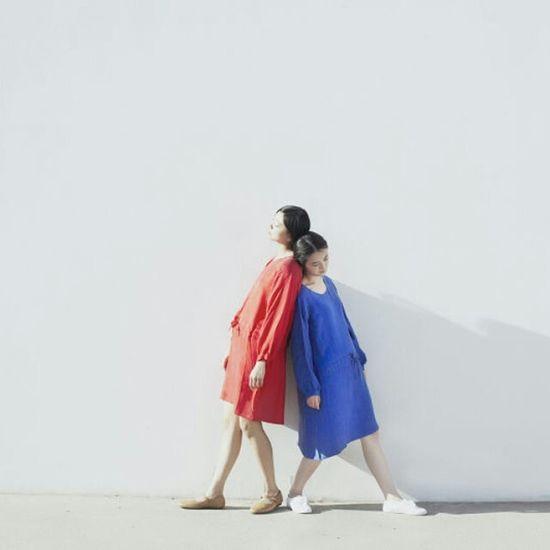 北京 Minimal 服装 青春 简洁 少女 写真 Photoshooting Girl