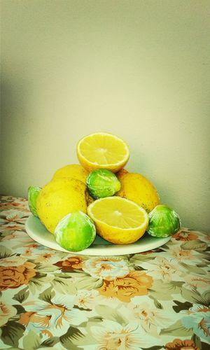Fig Lemon Breakfast Healthyfood
