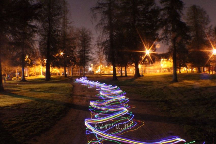 Long Light Trail || Los Angeles , Westwood Ca Hanging Out Taking Photos Hello World Enjoying Life Hi! Check This Out That's Me Cheese! Relaxing Likeforlike Photographer Photography Lightpaintingphotography Picoftheday Followme Lightpainting Westwoodvillage