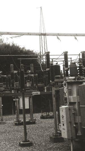 Built Structure Construction Crane - Construction Machinery Power Plant