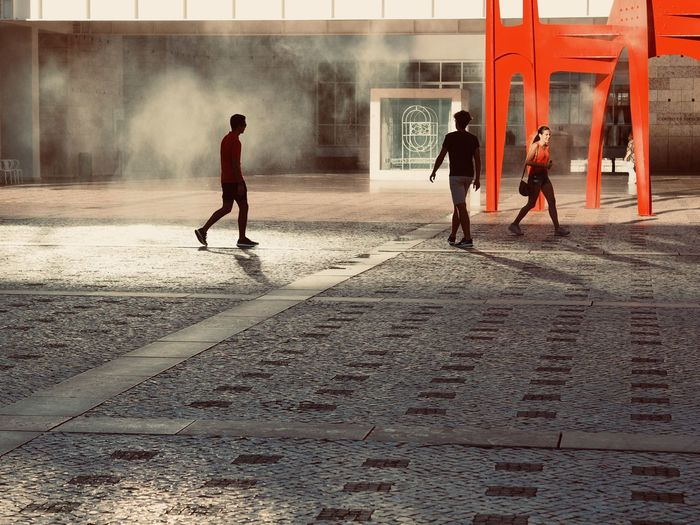 Architecture City Real People Street Men Building Exterior Built Structure Walking Full Length Group Of People Day Lifestyles People Transportation Footpath Road City Life Adult Outdoors Leisure Activity The Art Of Street Photography