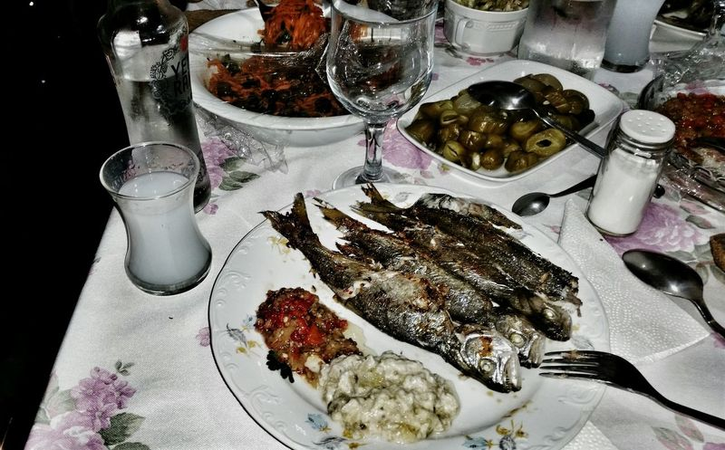 What's For Dinner? Raki Sofrasi Rakibalik Turkish Raki Raki Balik Dinner