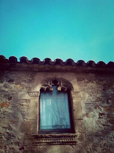 Gothic Village in Catalonia