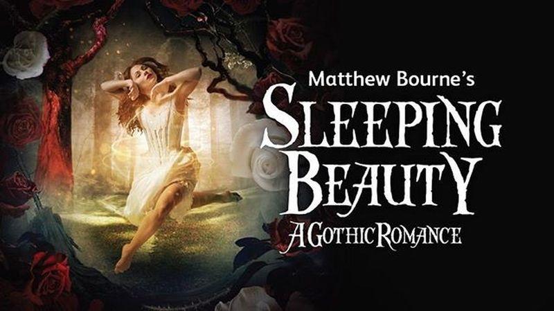 My name is Andy Malden and I like ballet Ballet Sleepingbeauty Theatre Miltonkeynes Matthewbourne