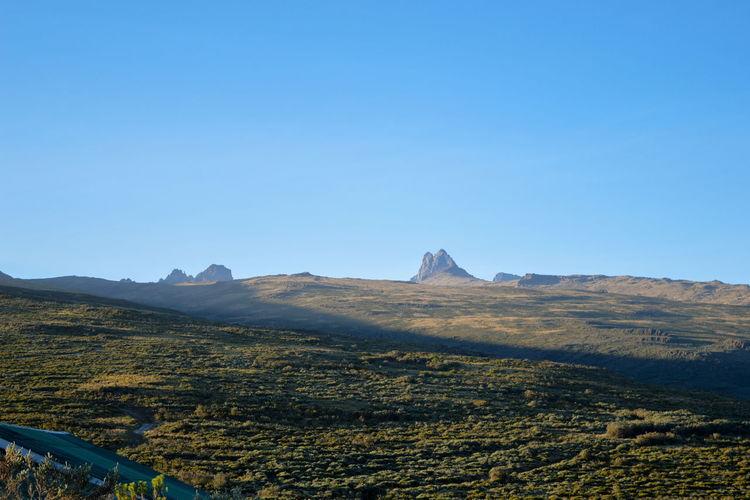 Batian Peak,