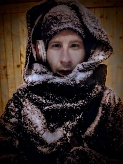 snow man Warm