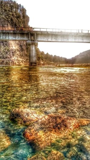 scenery Natural Light Nautical Vessel Nature No People Nature_collection Natural Beauty Nature Lover Natural Beauty View India Incredibleindia Incredibleindiaofficial Incredible India Incredible Moment Incredible Nature Scenery Shots Scenery Scenery_collection Scenery Photography Water Bridge - Man Made Structure River Architecture Built Structure Sunlight Outdoors No People Day Nature Sky