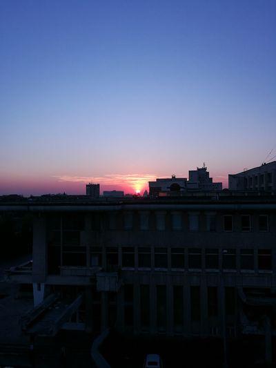 Sunset HuaweiP9Photography