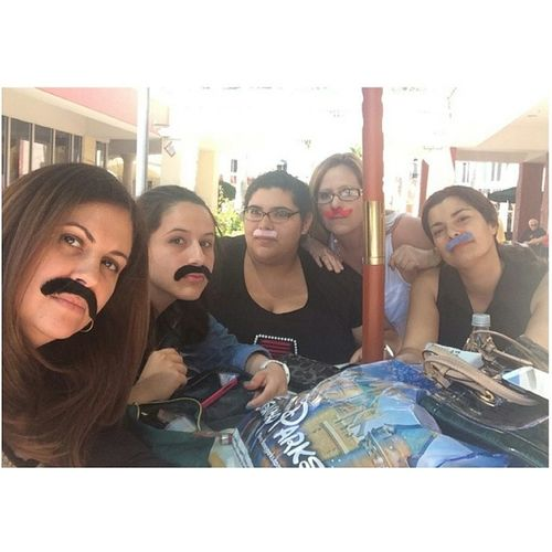 We moustache you a question.. should we shave it for later? LoveMyGirls Latepost