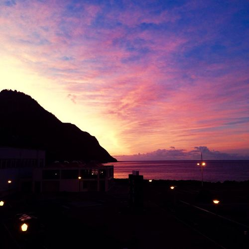 Sun Rise Povoação Bom Dia! Hotel Do Mar View