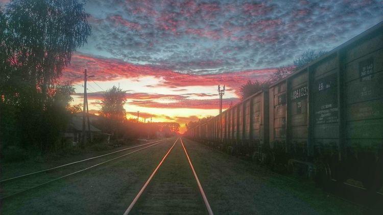 Russia Kirov Krasota Train First Eyeem Photo