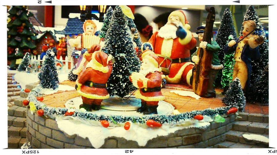 Oh! Santa!