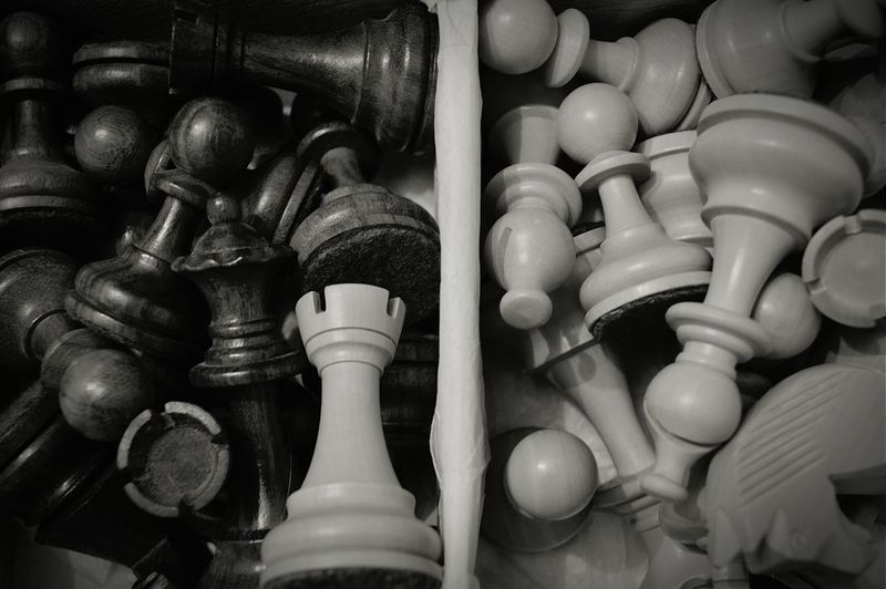 Chess Chess Pieces Chess Set Black & White Black And White Photography Black And White Nikon D3200