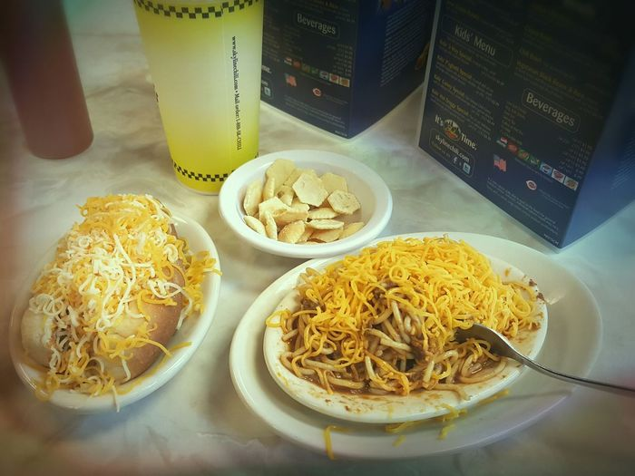 Skyline Chili @ Cony Covington Kentucky Corporate Ladder  Going Places ♥