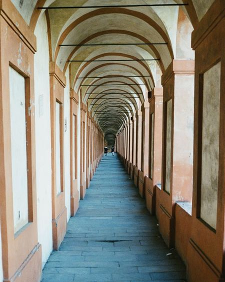Bologna Portici Portici_di_bologna EyeEm Selects Architectural Column Corridor Arch History In A Row Architecture Built Structure Passageway Passage Arcade Archway Destinations Entry Hallway Column Historic Pillar Colonnade Diminishing Perspective Arched vanishing point Historic Building Aged Lane