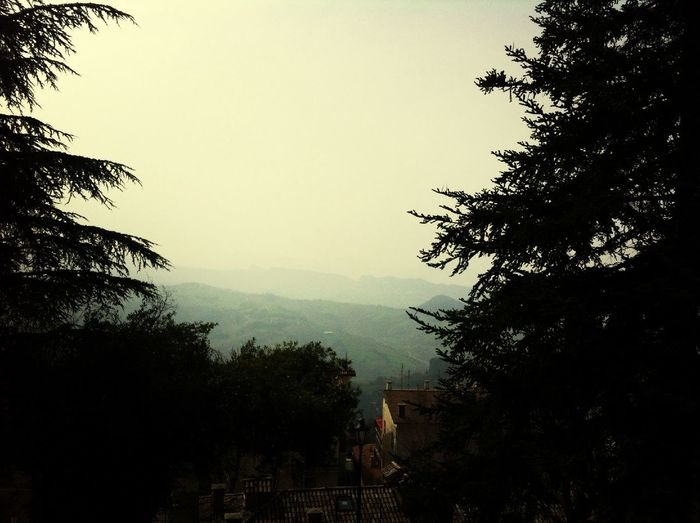 Пейзаж из Фларенции, Италия