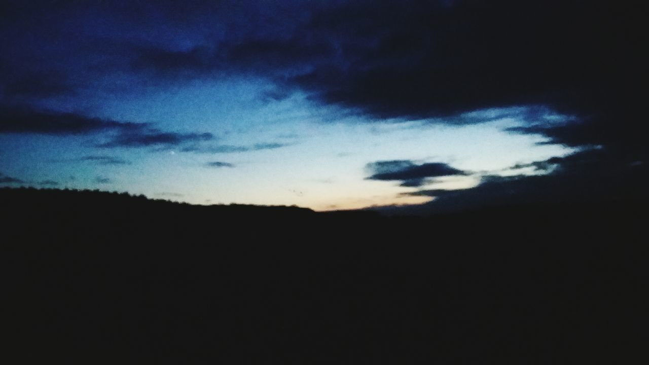 dark, silhouette, sky, nature, beauty in nature, no people, scenics, tranquility, backgrounds, landscape, outdoors, day