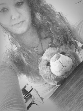 My Babys Bear ' That He Got Me . ❤