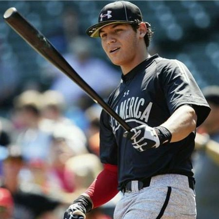 MCM. ? he is beautiful !! @alex_jaxxsun Alexjackson Mariners Getit Baseballplayers overanyone