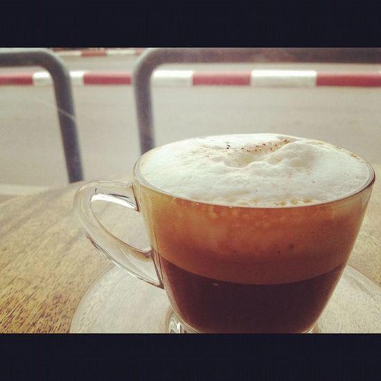 Coffee Coffecup Street Thailand Morning