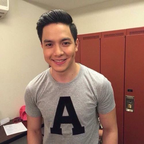 Alden's smile is everything to me Boyfriend My Alden Alden Aldy My Aldy Adorable Boyfriend Smiling Happiness