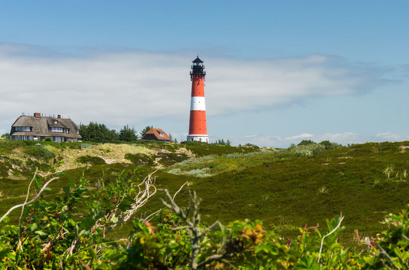 Hörnum lighthouse