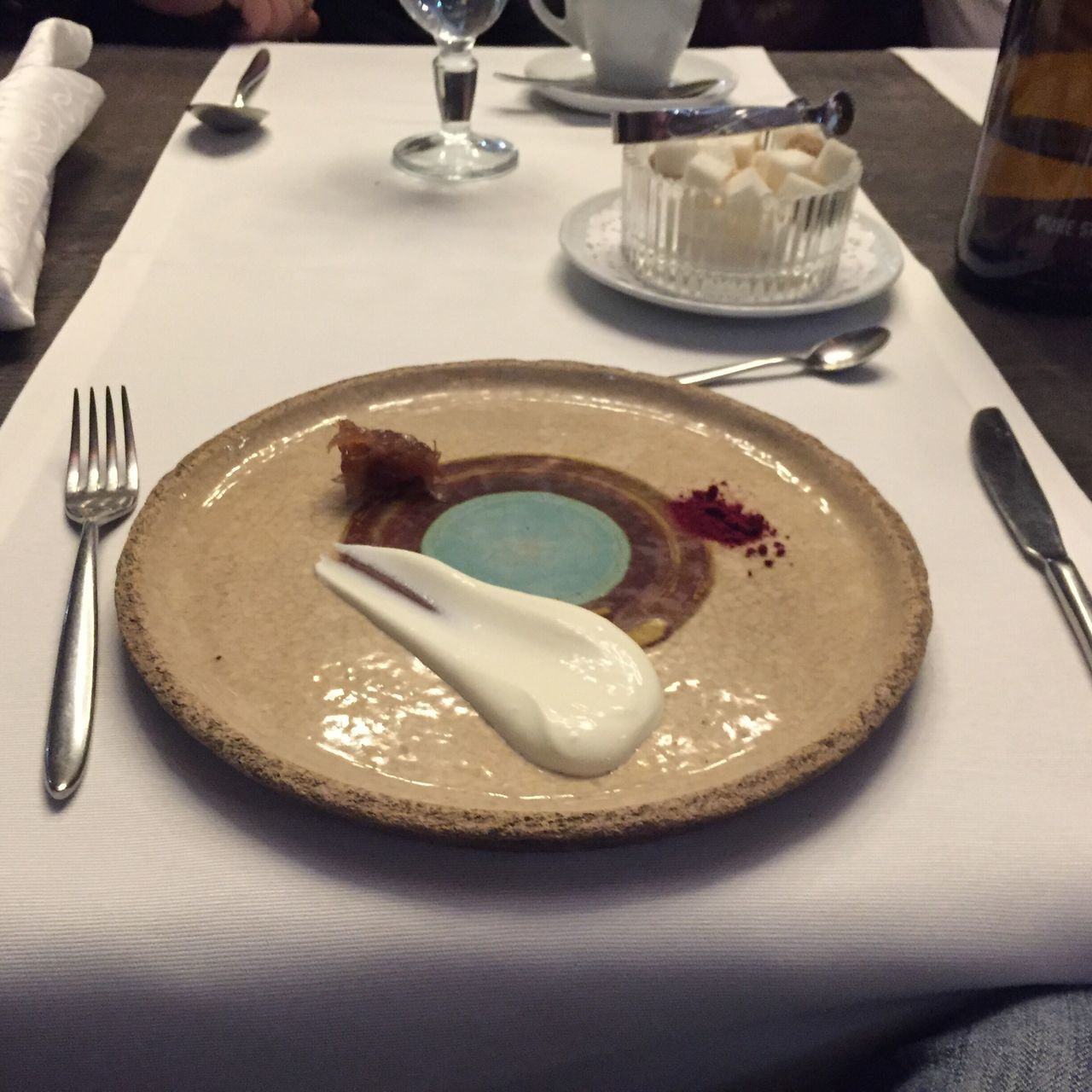 plate, fork, food and drink, food, table, cake, sweet food, dessert, serving size, indulgence, indoors, no people, ready-to-eat, close-up, freshness, day