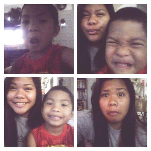 Babysitting Brotherbeaaaar .