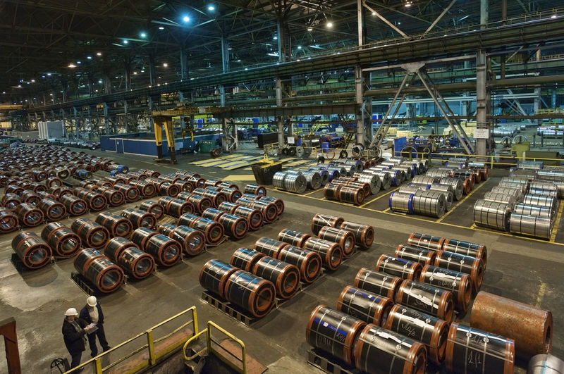 Russia NLMK's Lipetsk blast furnace and steel industry steel sheet working slab continuous casting of steel Abundance Arrangement Bottle Choice Close Up Full Frame In A Row Indoors  Large Group Of Objects Order Retail  Side By Side Stack Still Life Variation
