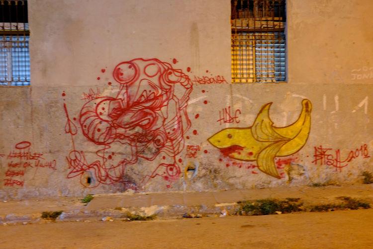 Shark-Banana